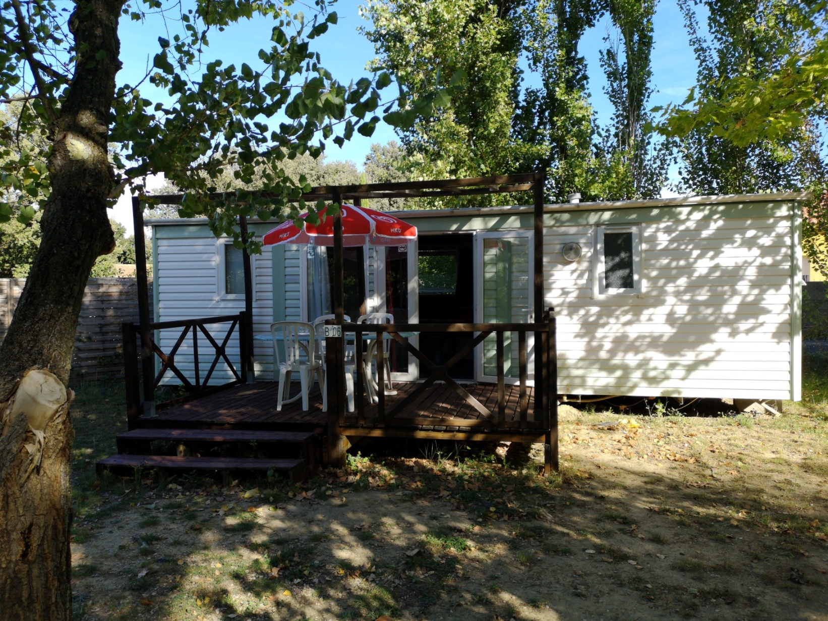 Mobil Home Gard Collias Morea